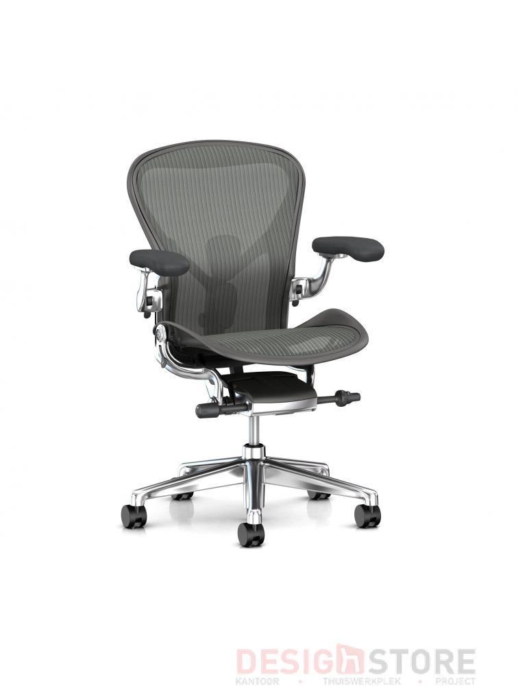 Herman Miller New Aeron (full options) - Bureaustoelen