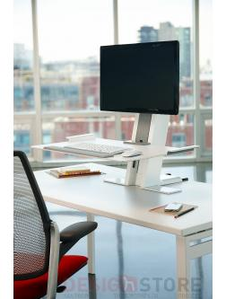 Humanscale QuickStand Under Desk